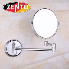 Gương trang điểm treo tường 2 mặt Zento LS0045